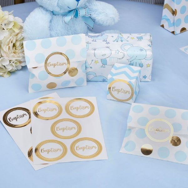 Pattern Works Baptism Stickers (25)